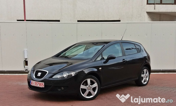 seat leon 2007 2 0 tdi 140cp climatronic scaune fr eur. Black Bedroom Furniture Sets. Home Design Ideas