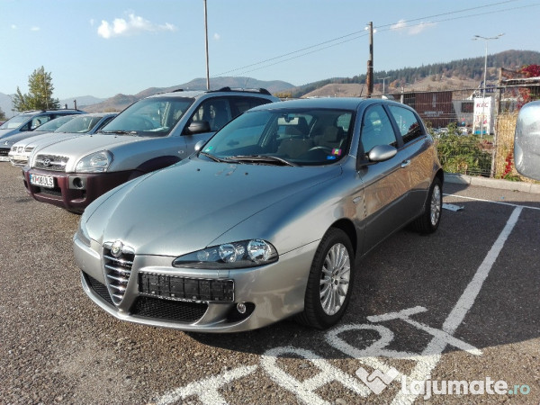 alfa romeo 147 1 9 jtdm 150 cai 2005 imp germania 4 portie eur. Black Bedroom Furniture Sets. Home Design Ideas