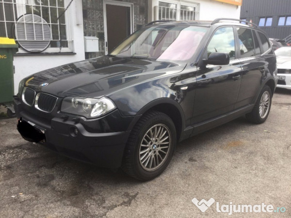 bmw x3 4x4 full option eur. Black Bedroom Furniture Sets. Home Design Ideas