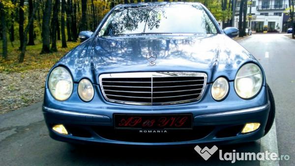 Mercedes benz e 320 cdi impecabil eur for Mercedes benz 663