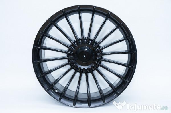 jante bmw r19 model alpina negru lucios f30 f32 f10 f11 f01 775 eur. Black Bedroom Furniture Sets. Home Design Ideas