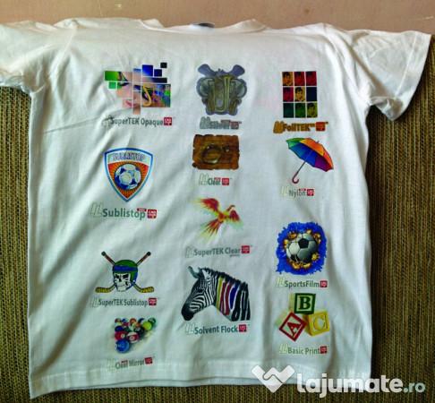cel mai popular prezentarea reduceri mari Inscriptionam tricouri, 5 lei - Lajumate.ro