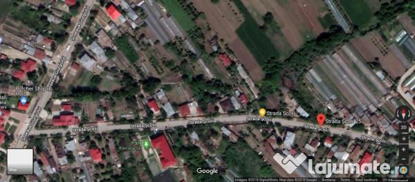 Vanzare  terenuri agricol  1841 mp Giurgiu, Adunatii Copaceni  - 23933 EURO