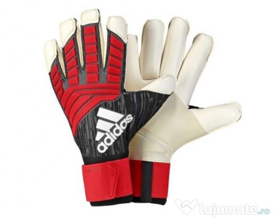 hot new products outlet on sale check out Manusi portar originale Adidas Predator Pro FS, mărimea 9. 150 lei
