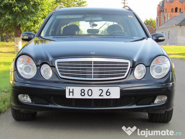 mercedes e klass e220 2 2 cdi an 2004 eur. Black Bedroom Furniture Sets. Home Design Ideas
