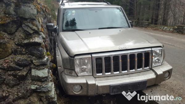 jeep commander 3 0crd avariat 3 900 eur lajumate ro