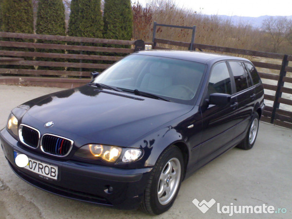 bmw break m 320d 2003 facelift impecabil full variante eur. Black Bedroom Furniture Sets. Home Design Ideas