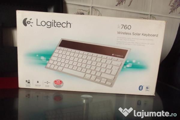 7ca1c2b7bd4 Tastatura Logitech Wireless Solar K760 - US, 280 ron - Lajumate.ro