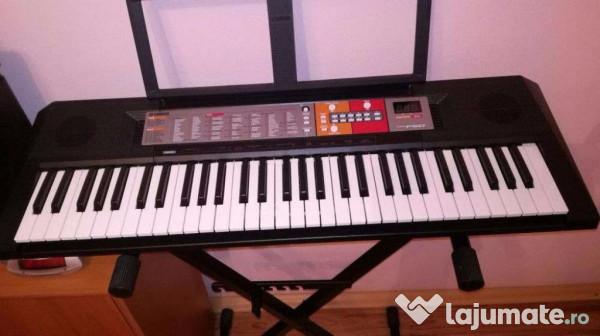 instrument muzica l orga yamaha psr f50 400 ron. Black Bedroom Furniture Sets. Home Design Ideas