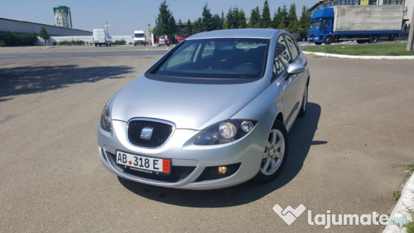 seat leon 1 9 tdi 105cp 2006 impecabil import germania 4. Black Bedroom Furniture Sets. Home Design Ideas