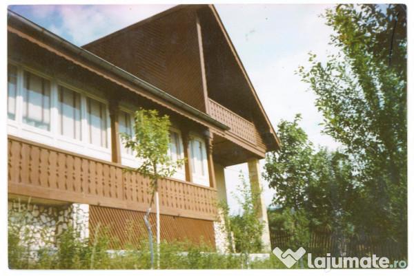 Vanzare  casa  5 camere Buzau, Nehoiu  - 90000 EURO