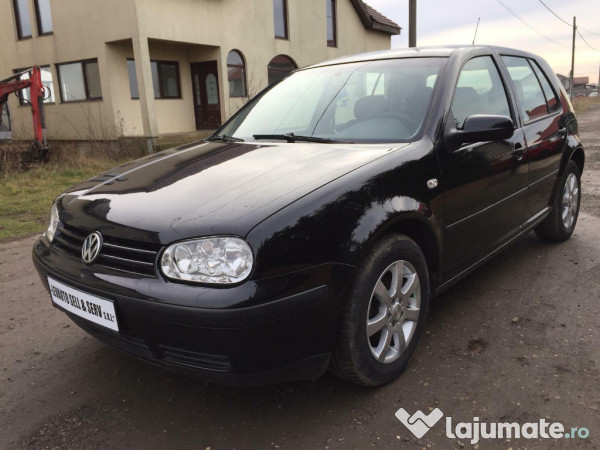 vw golf 4 1 9 sdi diesel an 2003 eur. Black Bedroom Furniture Sets. Home Design Ideas