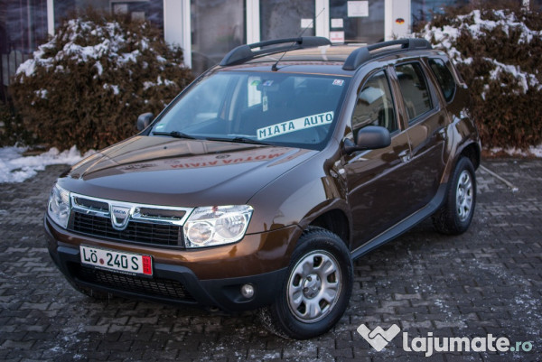 dacia duster 2010 1 5 diesel 107 cp 6 trepte suv euro. Black Bedroom Furniture Sets. Home Design Ideas