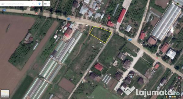 Vanzare  terenuri agricol  1000 mp Giurgiu, Mogosesti  - 16000 EURO