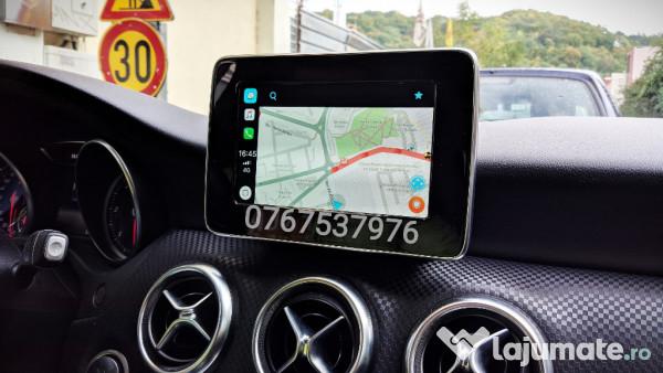 Activare Android Auto/Apple CarPlay Mercedes CLA,GLA,GLE,GLS, 300 ron