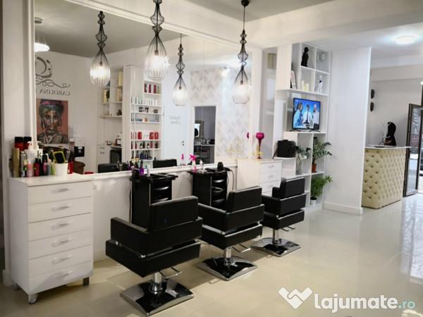 Afacere La Cheie Salon De Infrumusetare Lux 12000 Eur Lajumatero