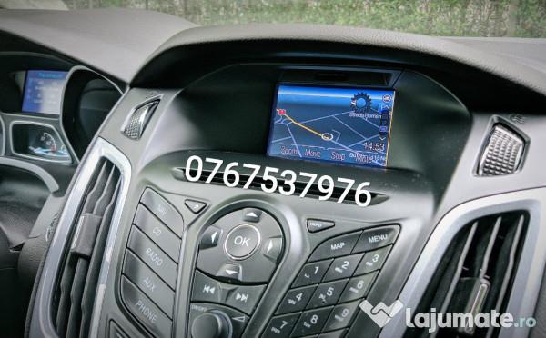 Card Harta Navigatie Ford Mfd Focus Kuga C Max Romania 2019 200