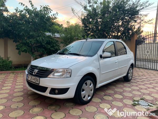Dacia Logan 1.5DCi 75cp Facelift - Laureat 10.2009 FULL, 2.280 eur -  Lajumate.ro