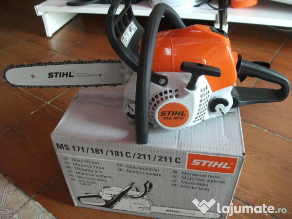 stihl ms 181 c 1 1 40cm drujba drujbe motofierastrau ron. Black Bedroom Furniture Sets. Home Design Ideas