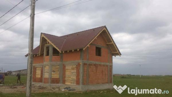 Casa moderna sacalaz vest eur for Casa moderna romania