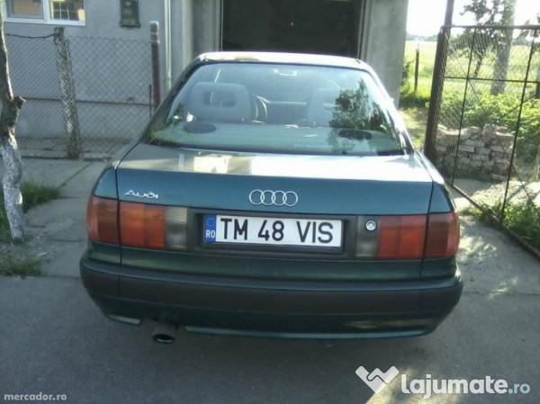 Audi 80 B4 1992 1 000 Eur Lajumate Ro