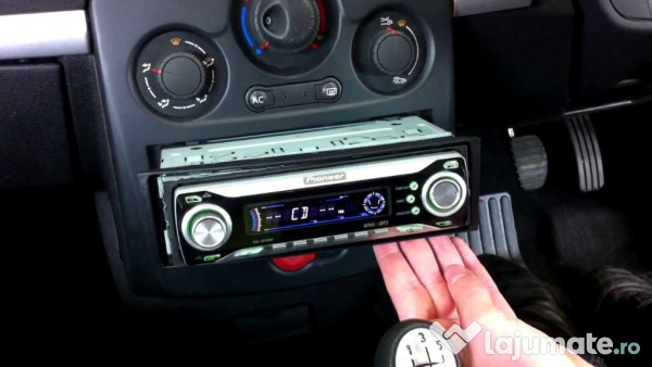 Renault Clio Cd Player Wiring Diagram : Montez cd player dvd subwoofer pe auto ron