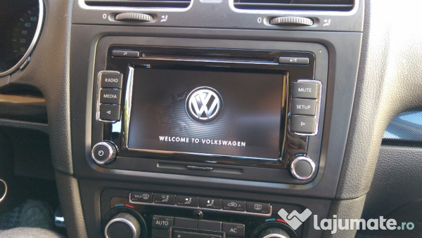 radio cd nou rcd 510 cu intrare camera folie vw golf. Black Bedroom Furniture Sets. Home Design Ideas
