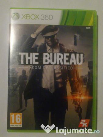 Joc the bureau xbox 360 35 ron for The bureau xbox 360