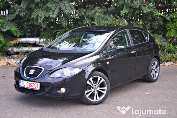 seat leon 1 9 tdi 105 cp eur. Black Bedroom Furniture Sets. Home Design Ideas