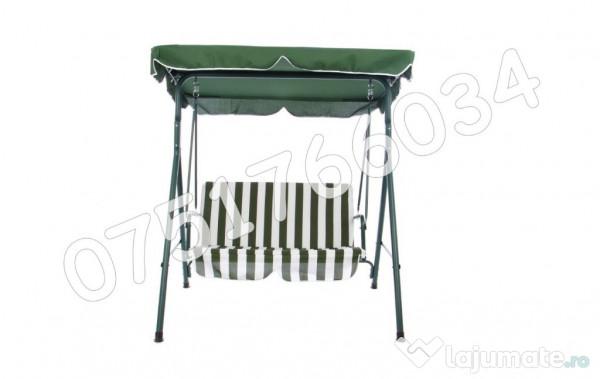Balansoar Leagan Metal Curte Gradina Terasa 2 Persoane 300 Lei Lajumate Ro
