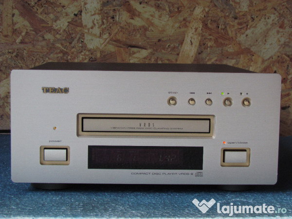 Cd Player Teac VRDS-9, 700 Ron