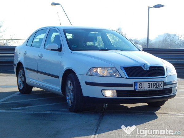 skoda octavia 1 9 tdi 105 cp 2008 eur. Black Bedroom Furniture Sets. Home Design Ideas