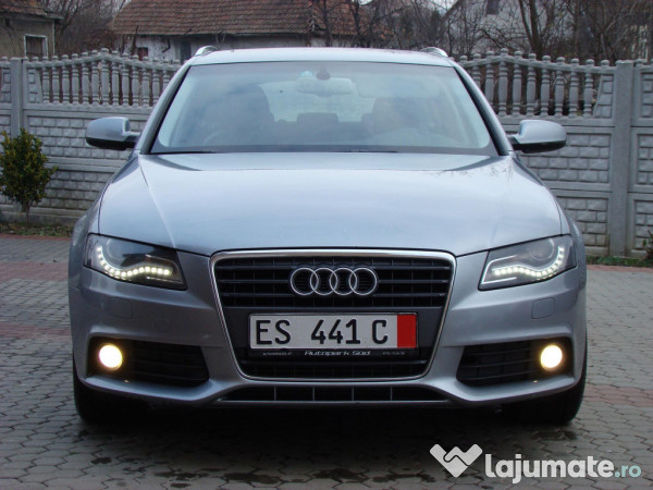 audi a4 euro 5 2 0 tdi diesel an 2010 eur. Black Bedroom Furniture Sets. Home Design Ideas