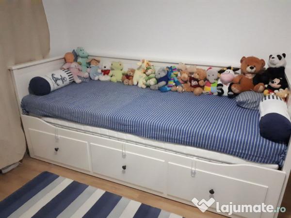 divan hemnes ikea ron. Black Bedroom Furniture Sets. Home Design Ideas