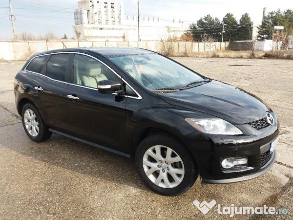 Mazda Cx 7 4x4 Wd 114000 Km 6 700 Eur Lajumate Ro