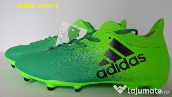 3588e8968c85 Ghete fotbal crampoane NOI Adidas X 16