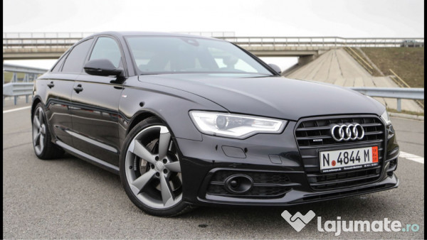 Audi A6 3 0 Tdi S Line 313 Ps 25 000 Eur Lajumate Ro