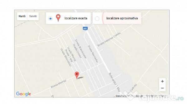 4 Loturi Teren 500 Mp Comuna Berceni Judetul Ilfov 25 000 Eur