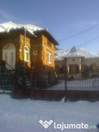 Vanzare  casa  5 camere Arges, Leresti  - 33000 EURO
