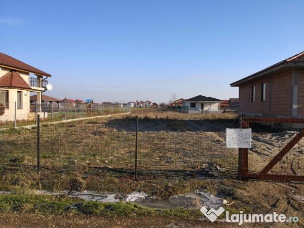 Vanzare  terenuri constructii  909 mp Satu Mare, Paulesti  - 23000 EURO