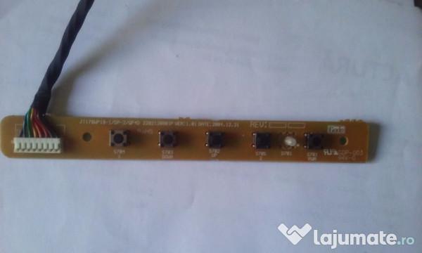 Monitor Power Button : Modul comanda monitor belinea gemina power button