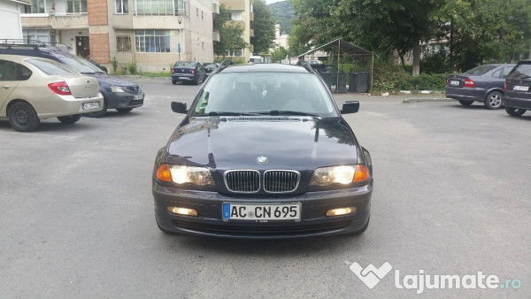 2001 bmw 320i break adus recent eur. Black Bedroom Furniture Sets. Home Design Ideas