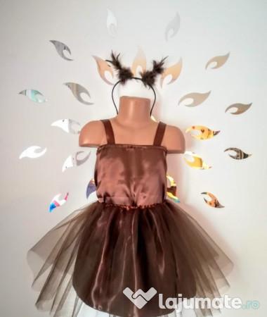 Costum de vierme multicolor pentru copii. Livrare express | Funidelia
