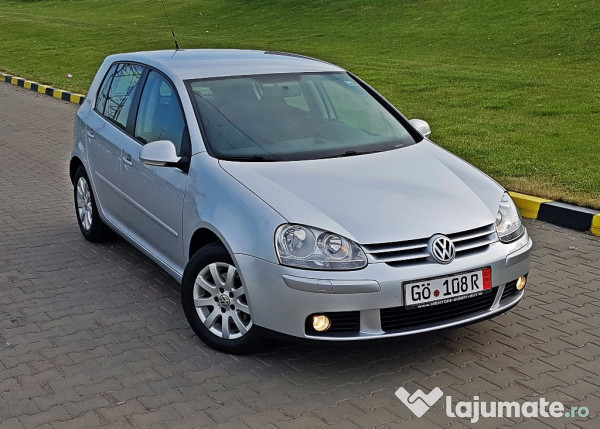 volkswagen golf 5 goal edition 2007 1 9 tdi. Black Bedroom Furniture Sets. Home Design Ideas