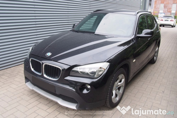bmw x1 e84 2 0 diesel euro 5 unic propietar. Black Bedroom Furniture Sets. Home Design Ideas