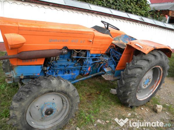 tractor fiat 550 4x4 55cp in 4 cilindri eur. Black Bedroom Furniture Sets. Home Design Ideas