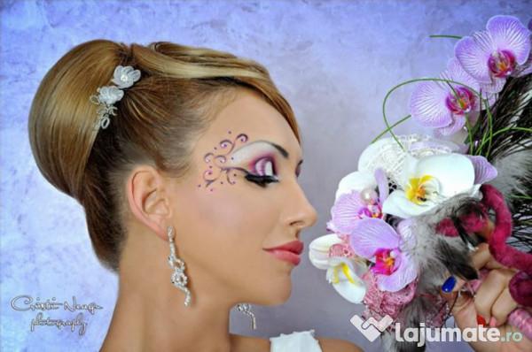 Curs Make Up Artist Timisoara 2850 Ron Lajumatero