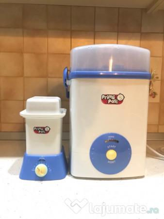 sterilizator primii pasi microunde