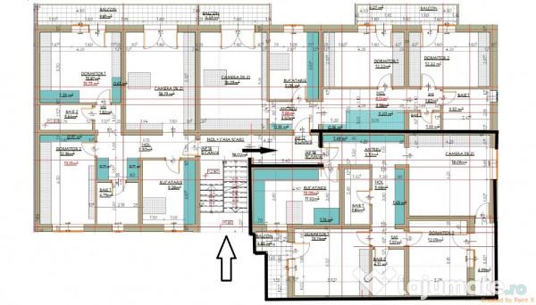 Direct Dezvoltator Apartament 3 Camere Calea Cisnadiei