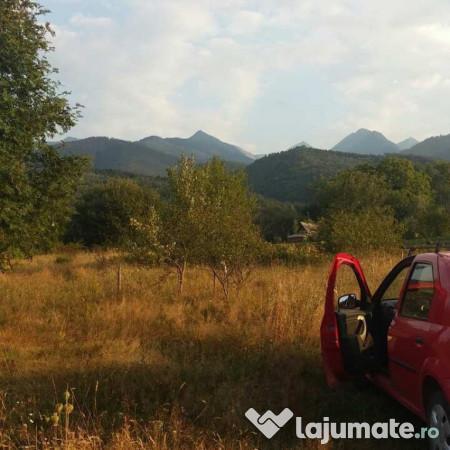 Vanzare  terenuri constructii  1600 mp Brasov, Statiunea Climaterica Sambata  - 15000 EURO